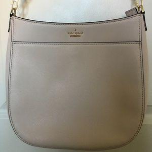 Kate Spade Crossbody Bag, Warm Taupe, Large